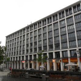 Sanierung der Wohnanlage Pfitznerstraße in Frankfurt