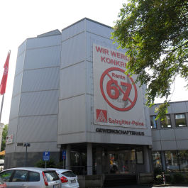 IG Metall Gewerkschaftshaus in Salzgitter