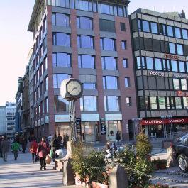 Bürobau KS-Haus im Zentrum Frankfurts