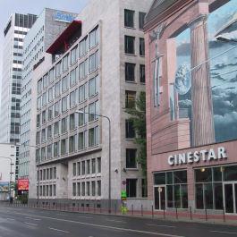 Sanierung des Bürogebäudes Eschersheimer Landstraße 6-8 in Frankfurt am Main