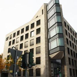 Sanierung des Bürogebäudes Eschersheimer Landstraße 121 in Frankfurt nach HOAI 1-8