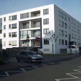 Leistungsphasen HOAI 1-8 für das Bürogebäude NH 10, Frankfurt