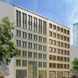 Neubau eines Waisenhauses in Frankfurt nach Passivhausstandard