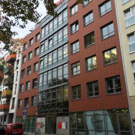 Neubau und Sanierung des IG Metall Bürogebäudes in Hannover
