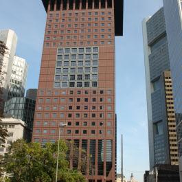 Mieterausbau im Japan-Center EZB Frankfurt