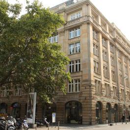 Grundausbau 5.-6. OG des Bürogebäudes Börsenstraße 2-4 in Frankfurt am Main