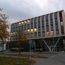 Wartungsplanung für das Bürogebäude der IG Metall in Wolfsburg