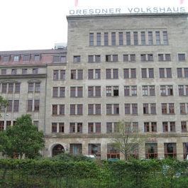 Wartungsplanung für das Bürogebäude der IG Metall in Dresden