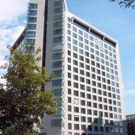 Neubau des Scala Citywest Bürogebäudes in Frankfurt