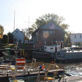 Neubau des Wasser- und Schifffahrtsamts in Hanau