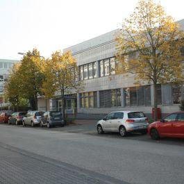 Sanierung des Industriegebäudes Chemetall