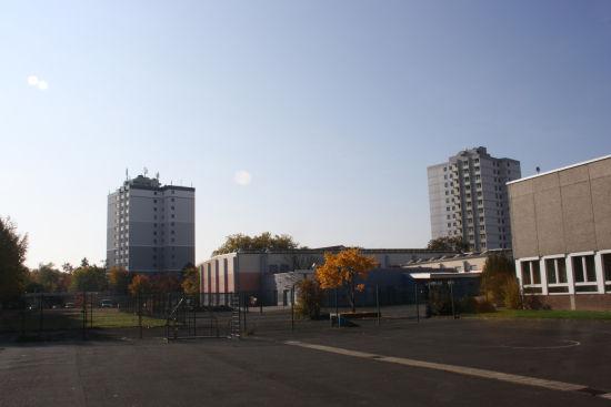 Umbau Brüder-Schönfeld-Haus