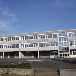 Heinrich-Böll-Schule: Sanierung der Mensa