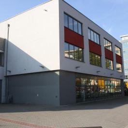 Sanierungs- und Neubauarbeiten ander Eugen-Kaiser Schule in Hanau