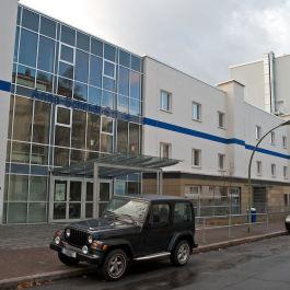 Neubau und Sanierungsarbeiten der Anna-Schmidt-Schule in Frankfurt – Planung der Versorgungstechnik von Ingenieurbüro Klöffel