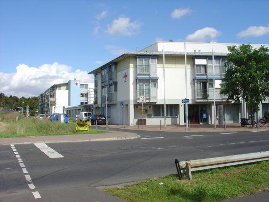 Neubau des DRK in Maintal. Leistungsphasen-Planung durch das Ingenieurbüro Klöffel.