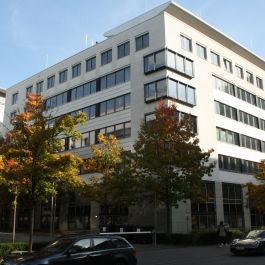Mieterausbau in der Franklinstraße 52, Frankfurt am Main