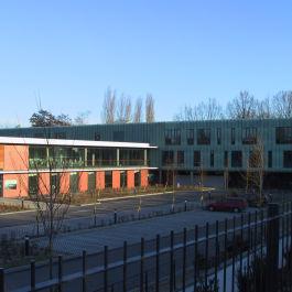 Französische Schule Lycee Victor Hugo