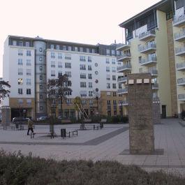 Neubau von Wohnungen in Frankfurt