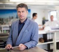 Andreas Klöffel – Geschäftsführer Ingenieurbüro Klöffel