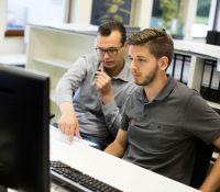 Bewerben Sie sich jetzt und arbeiten Sie in einem breit gefächerten Team an spannenden innovativen Projekten